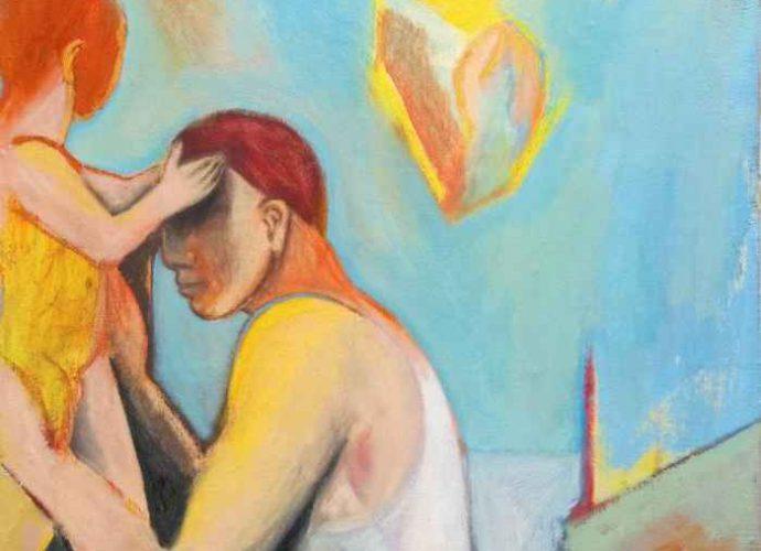 Итальянская художница. Rosaria Onotri 29