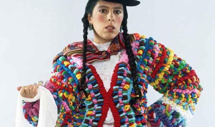 Rustha Luna Pozzi-Escot. Вооруженные женщины 1