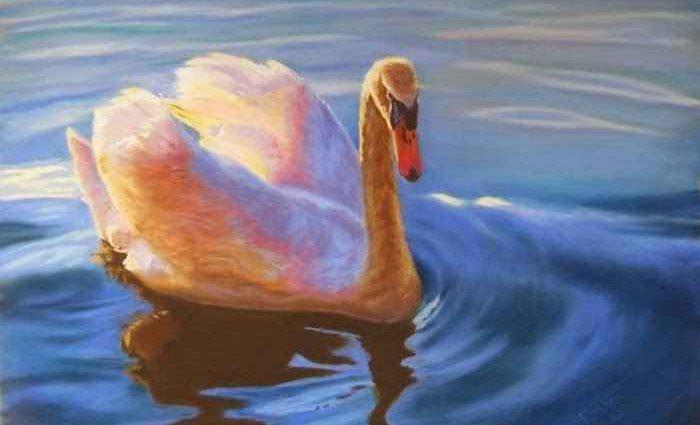 Пастельная живопись. Ruth Mann 1
