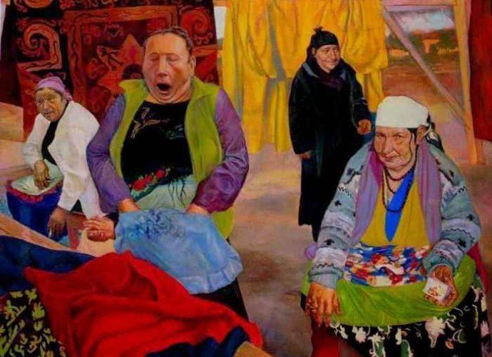 Современные грузинские художники. Sandro Dalakishvili и Nina Pery 48