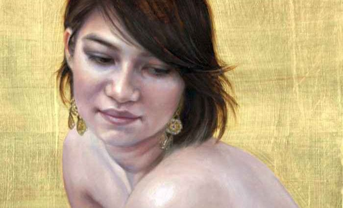 Красота живописи. Sara Golish 1