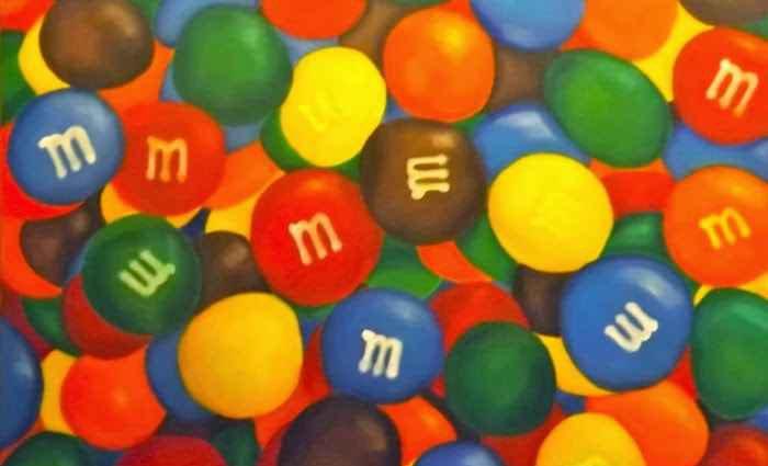 Я люблю цвет и живые картины. Sharon Furman 1