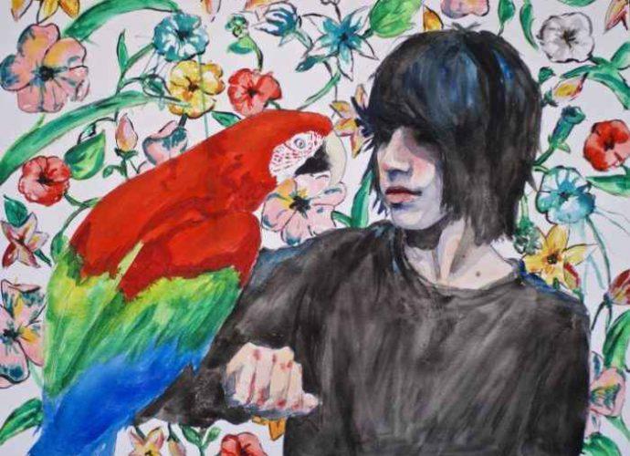 Молодая австрийская художница. Silvia Knodlstorfer 75