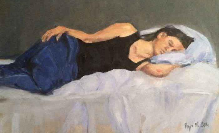 Эмоциональная энергия. Sophie Simonet 1