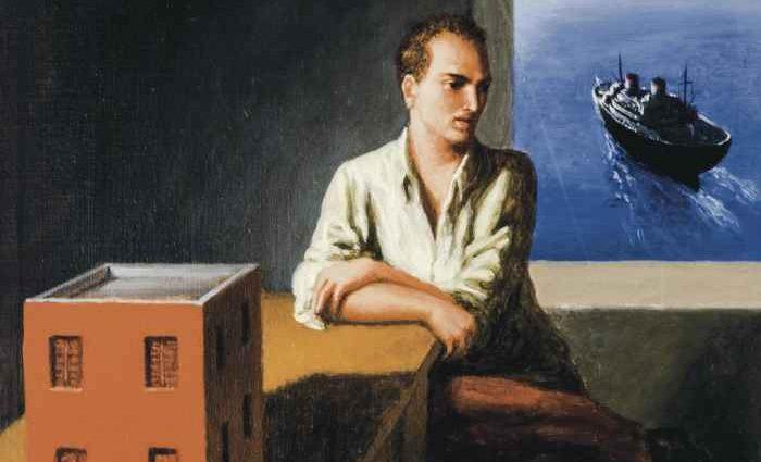 Итальянский художник. Stefano Di Stasio 1