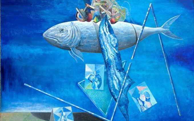Болгарский художник. Stoimen Stoilov 1