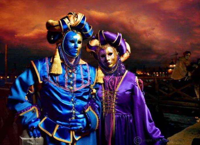 Венецианский карнавал. Suchet Suwanmongkol 55