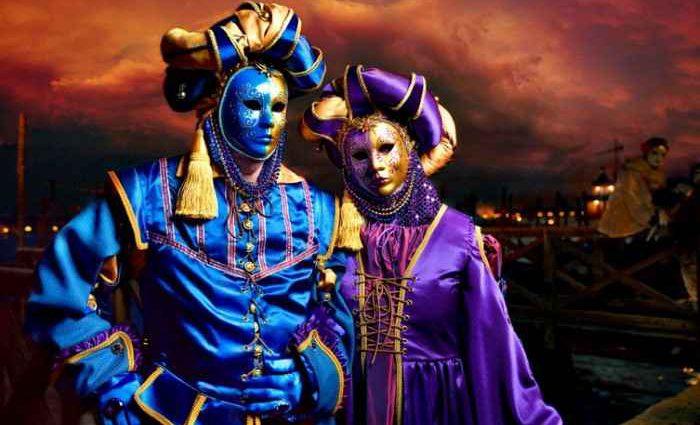 Венецианский карнавал. Suchet Suwanmongkol 1