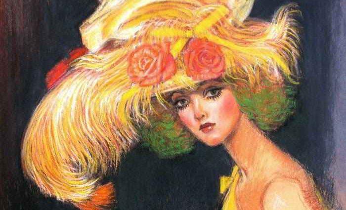 Внутренняя красота женщины. Sue Halstenberg 1