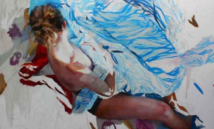 Современные художники Испании. Susana Ragel 1