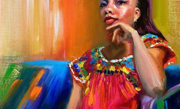 Импрессионизм в работах Talya Johnson 1