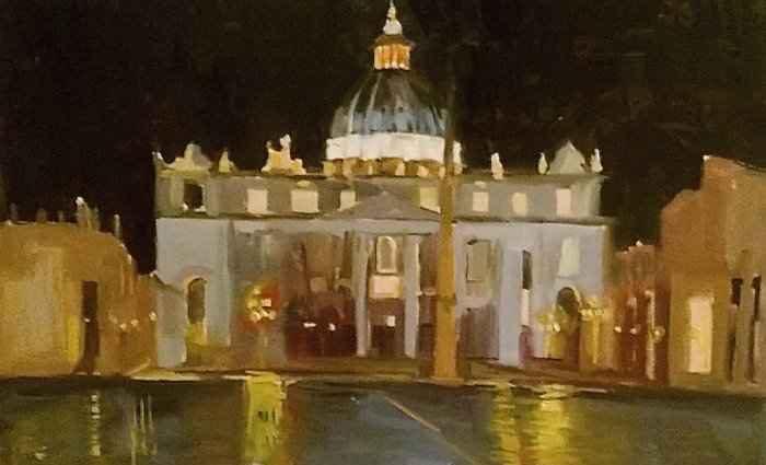 Индийский художник. Tanvi Pathare 1
