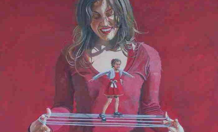 Картина - моя исповедь. Teresa Brutcher 1
