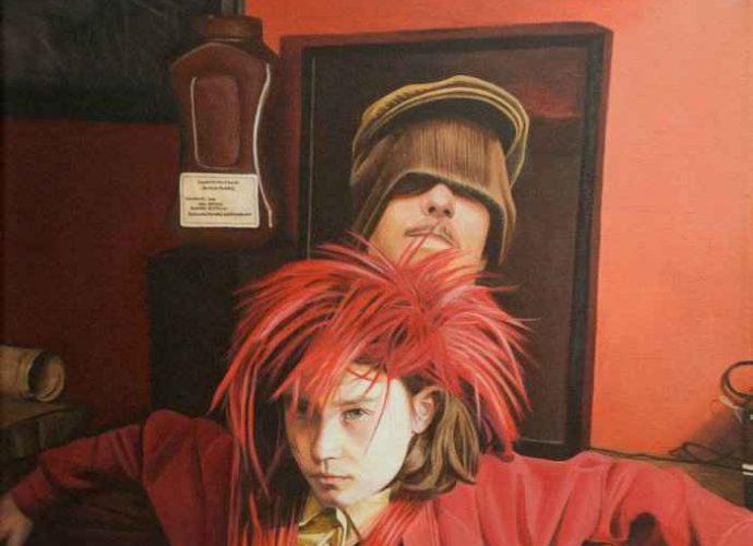 Британский художник. Thea Penna 16