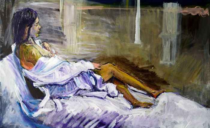 Британский художник. Toby Moate 1