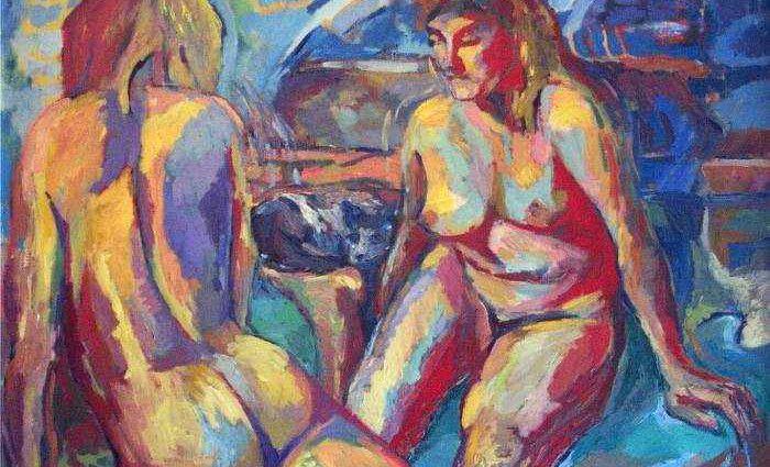 Испанский художник. Tomas Tripiana 1