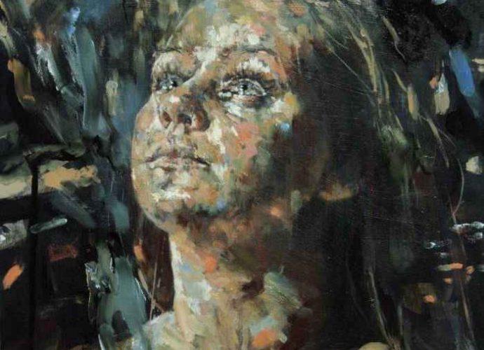 Британский художник. Toni Cogdell 14