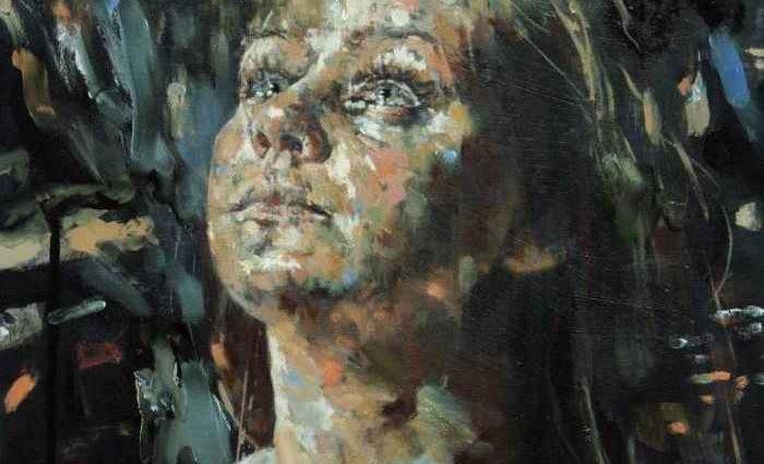Британский художник. Toni Cogdell 1