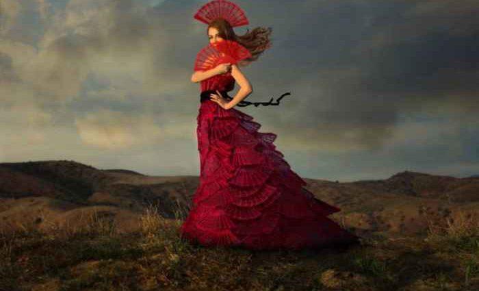 Сюрреалистические фотографии. Trini Schultz 1
