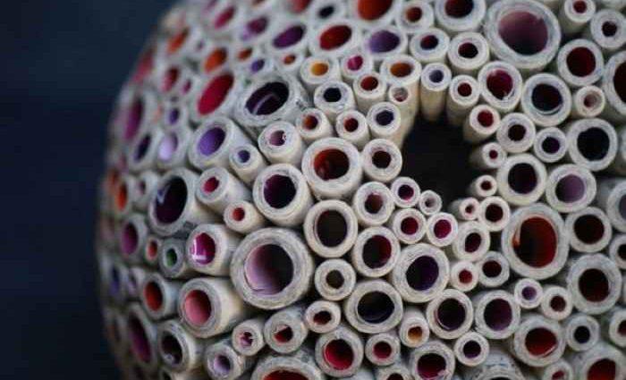 Скульптуры из отходов от Valerie Buess 1