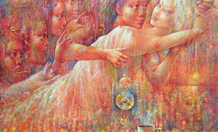 Украинский художник. Valeriy Kot 1