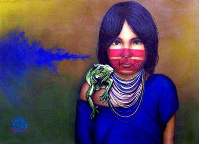 Victor Crisostomo. Современный южноамериканский художник 218