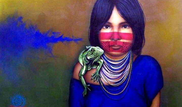 Victor Crisostomo. Современный южноамериканский художник 1