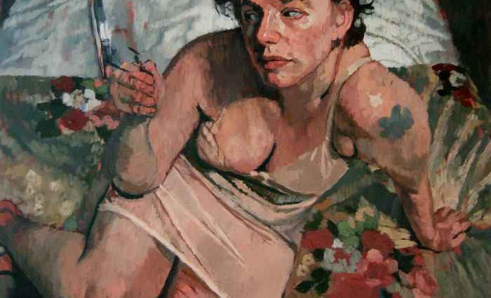 Британский художник. Victoria Russell 1