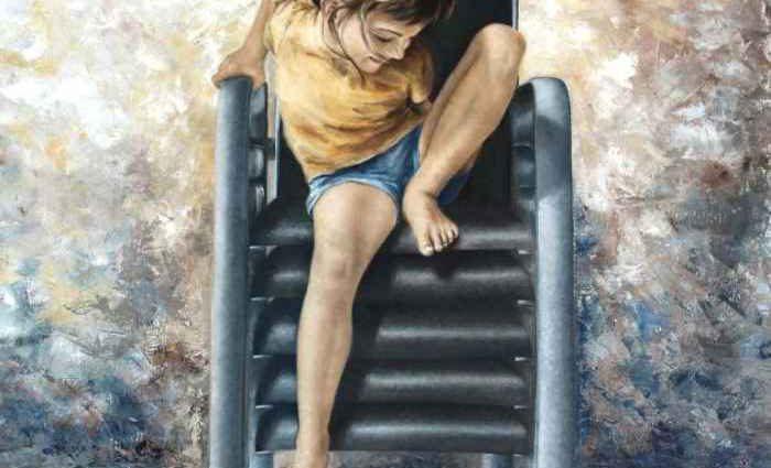 Аргентинская художница. Virginia Garcia Costa 1