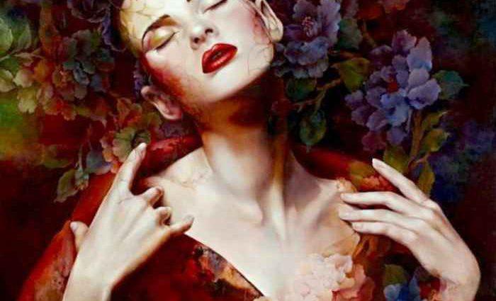 Красота и женственность. Wendy Ng 1