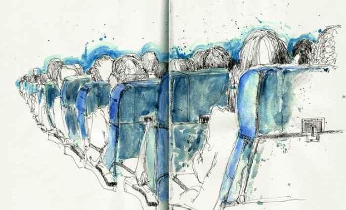 Иллюзия одиночества. Wendy MacNaughton 1