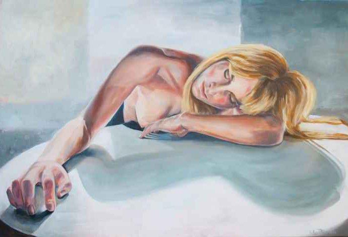 Бельгийский художник. Wery Pollier 2