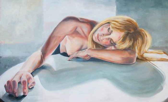 Бельгийский художник. Wery Pollier 1