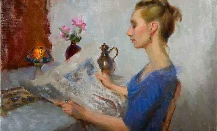 Современный американский художник. William Schneider 1