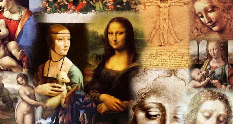 Творчество Леонардо Да Винчи 1