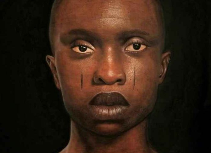 Нигерийский художник. Babajide Olatunji 5