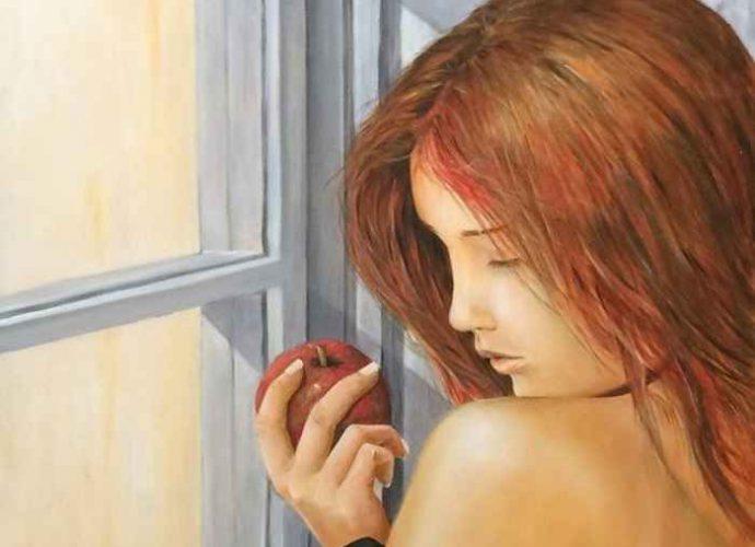 Французский художник. Bruno Feitussi 16+ 44
