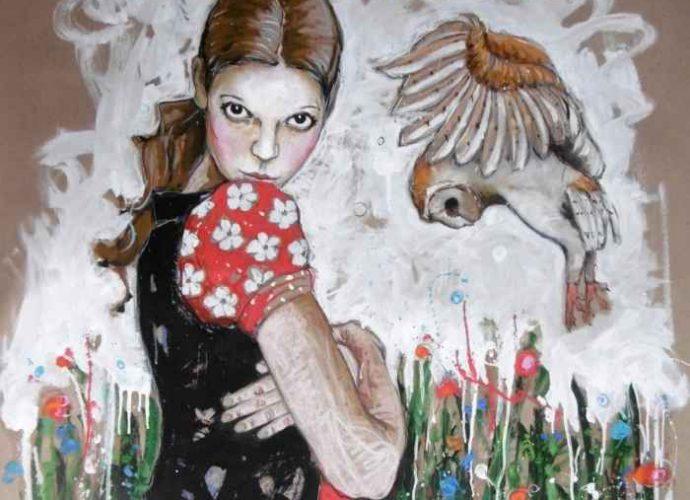 Французский художник. Catherine Cornec 46