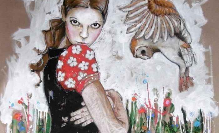 Французский художник. Catherine Cornec 1