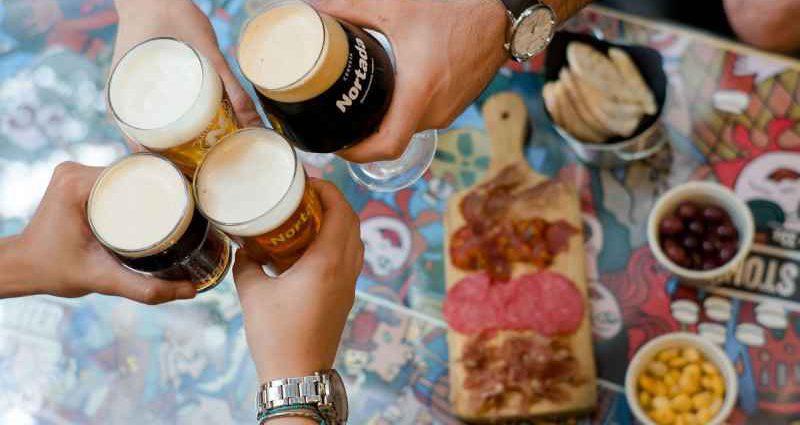 Искусство потребления пива: Пивной ресторан Пражечка 1