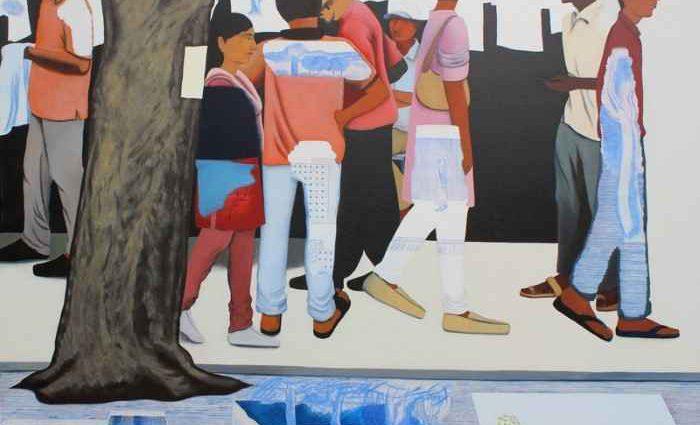 Индийский художник. Karishma D'Souza 1