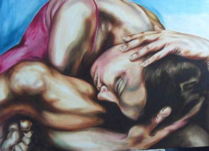 Итальянский художник. Laura Roncalli 17