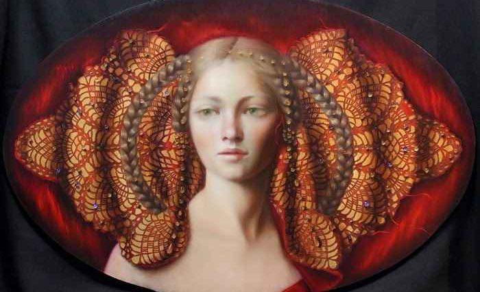 Сверхнатурализм или Trompe-l'oeil. Loretta Fasan 1
