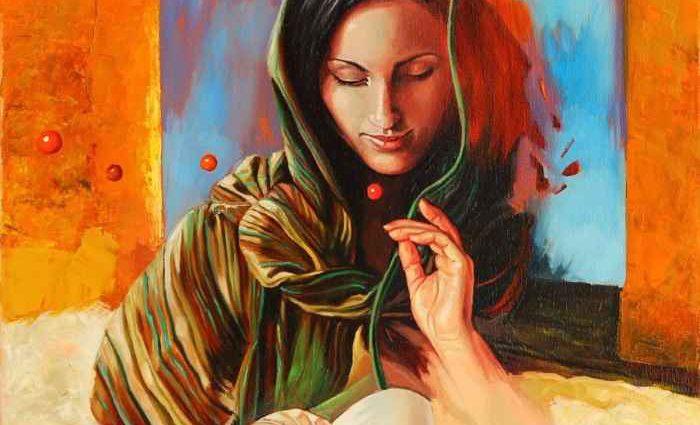 Болгарский художник-сюрреалист. Miro Yotov 1
