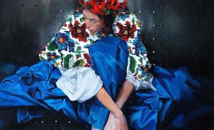 Украинский художник. Ольга Браун 1