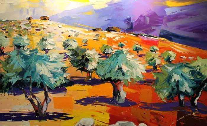 Французский художник. Pierrick Tual 1