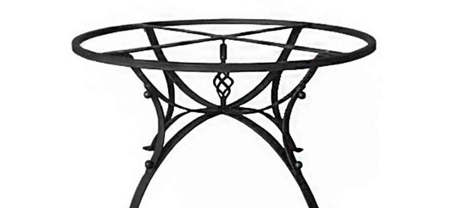 Подстолье для круглого стола как произведение искусства (статьи) 1
