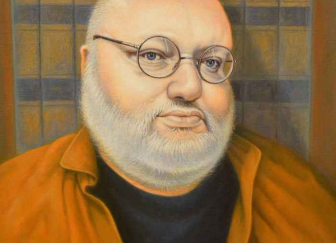 Портрет Алексея Митрофанова. Степан Каширин 34