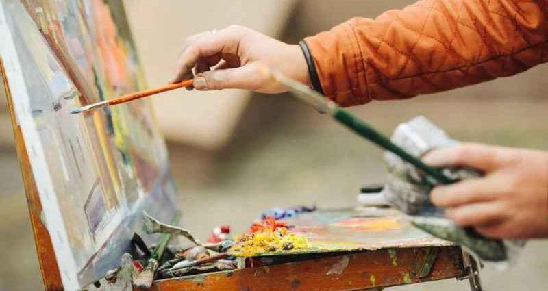 Как художнику найти работу 1