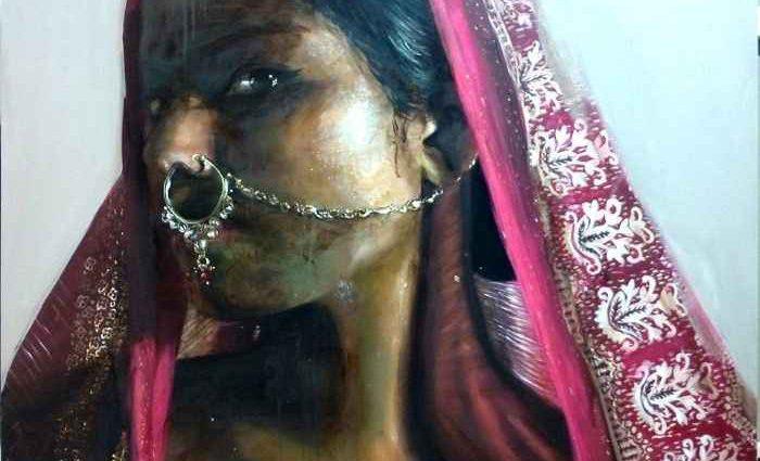 Итальянский художник. Roberta Coni 1